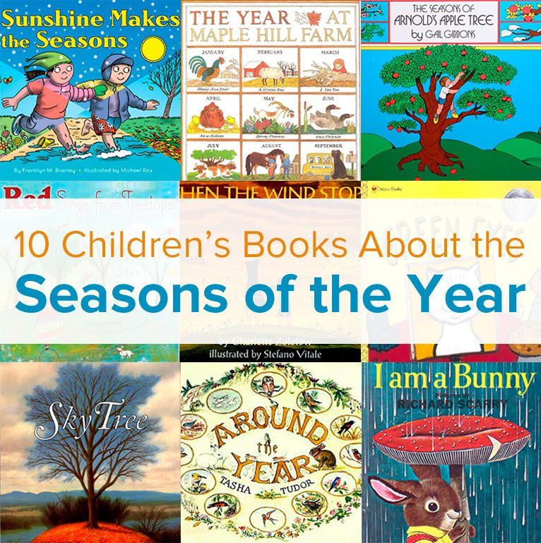 Book Of The Seasons