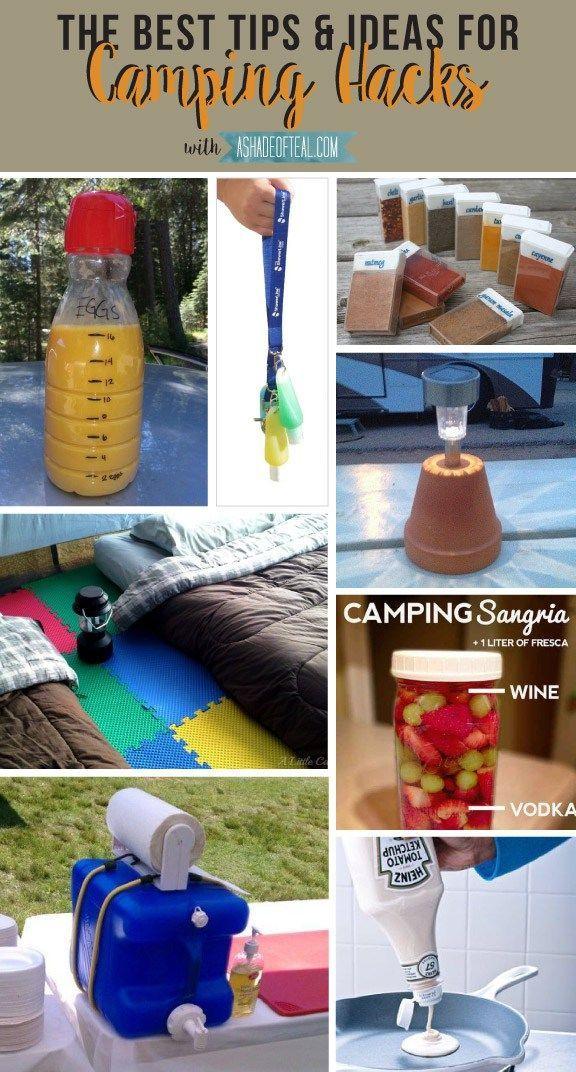 Photo of Light & tasty camping food ideas