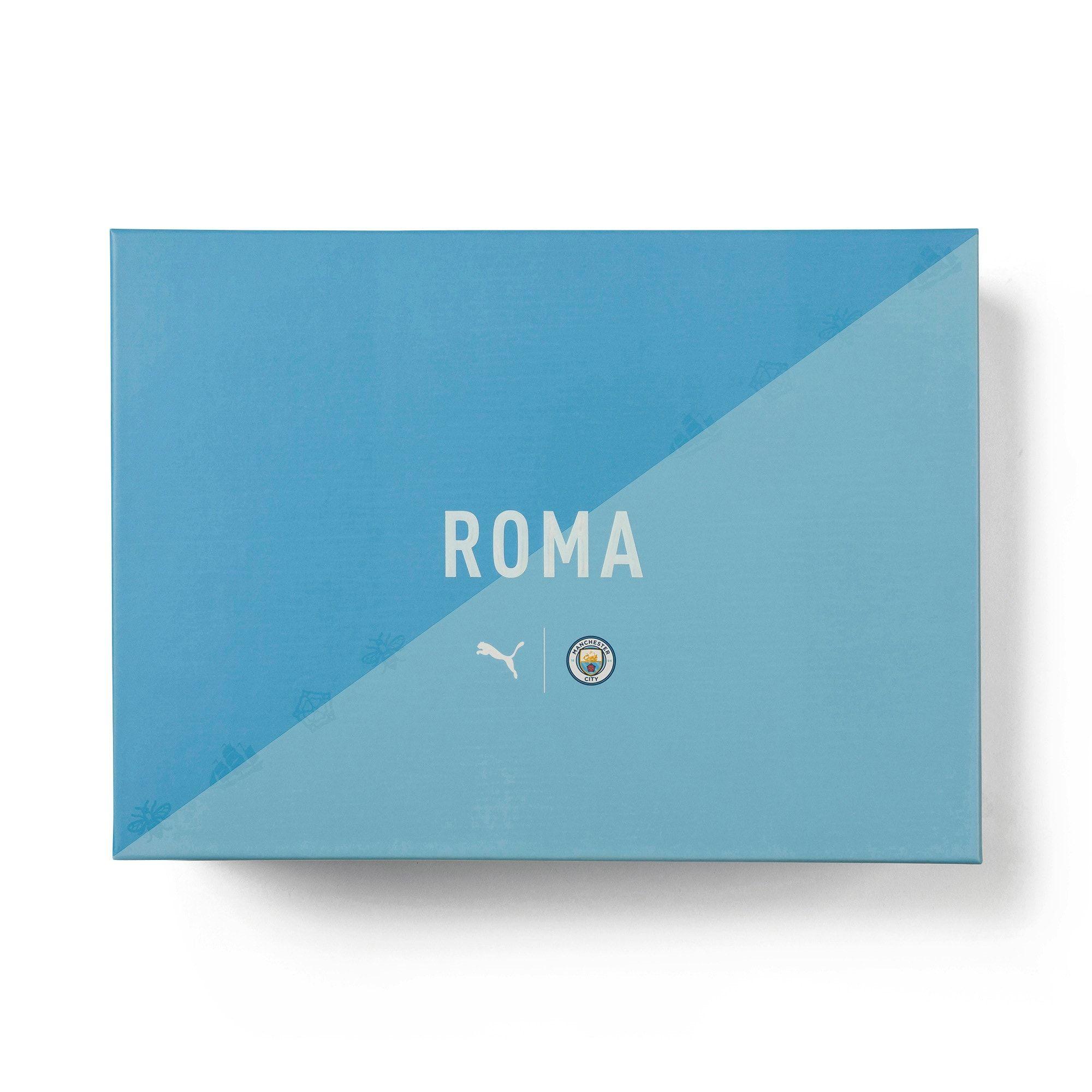 puma roma homme bleu