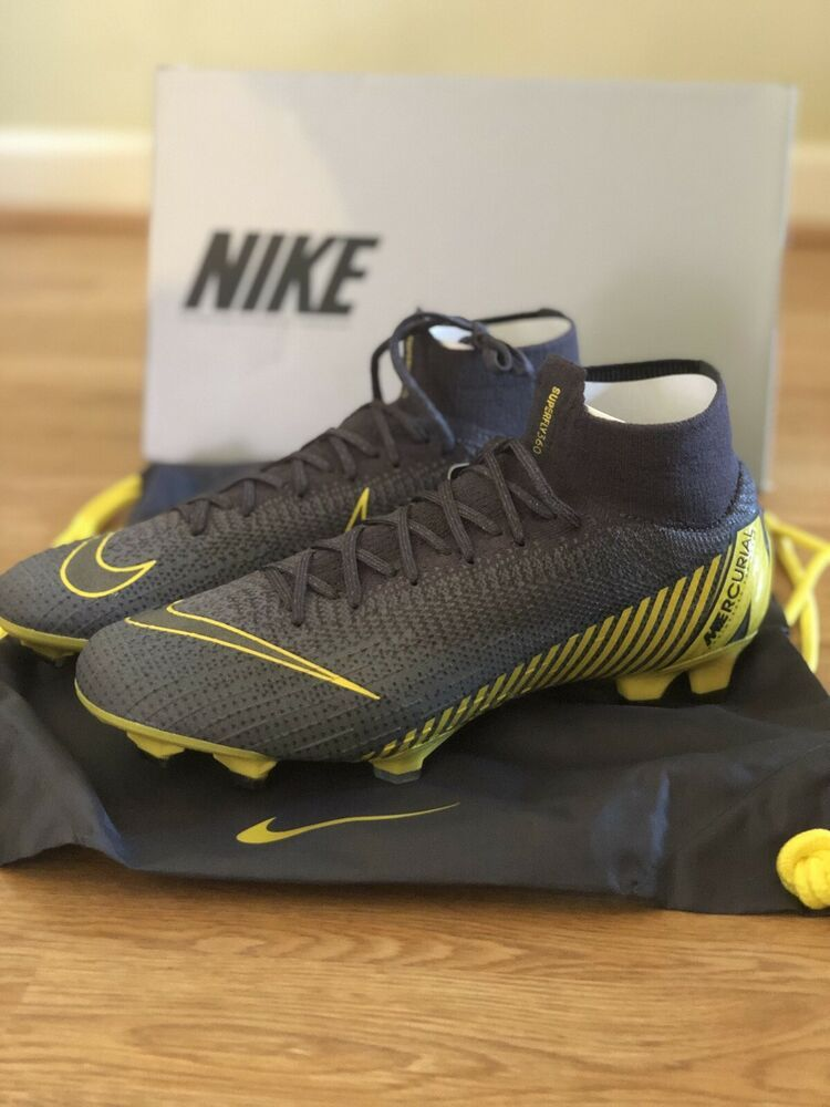 Advertisement Ebay Nike Mercurial Superfly 6 Elite Fg Men Size 10 Ah7365 070 Brand New Superfly Nike Lightweight Running Shoes
