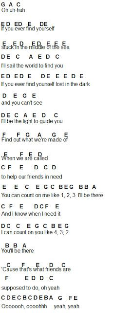 Flute Sheet Music Count On Me Music Pinterest Sheet Music