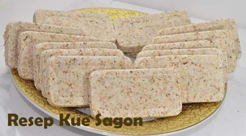 Yuk Kita Buat Kue Sagon Berikut Resep Kue Kering Sagon Dari Olahan Tepung Beras Ketan Yang Diberikan Dengan Campuran Kelapa Yang Gur Resep Kue Kue Kering Kue