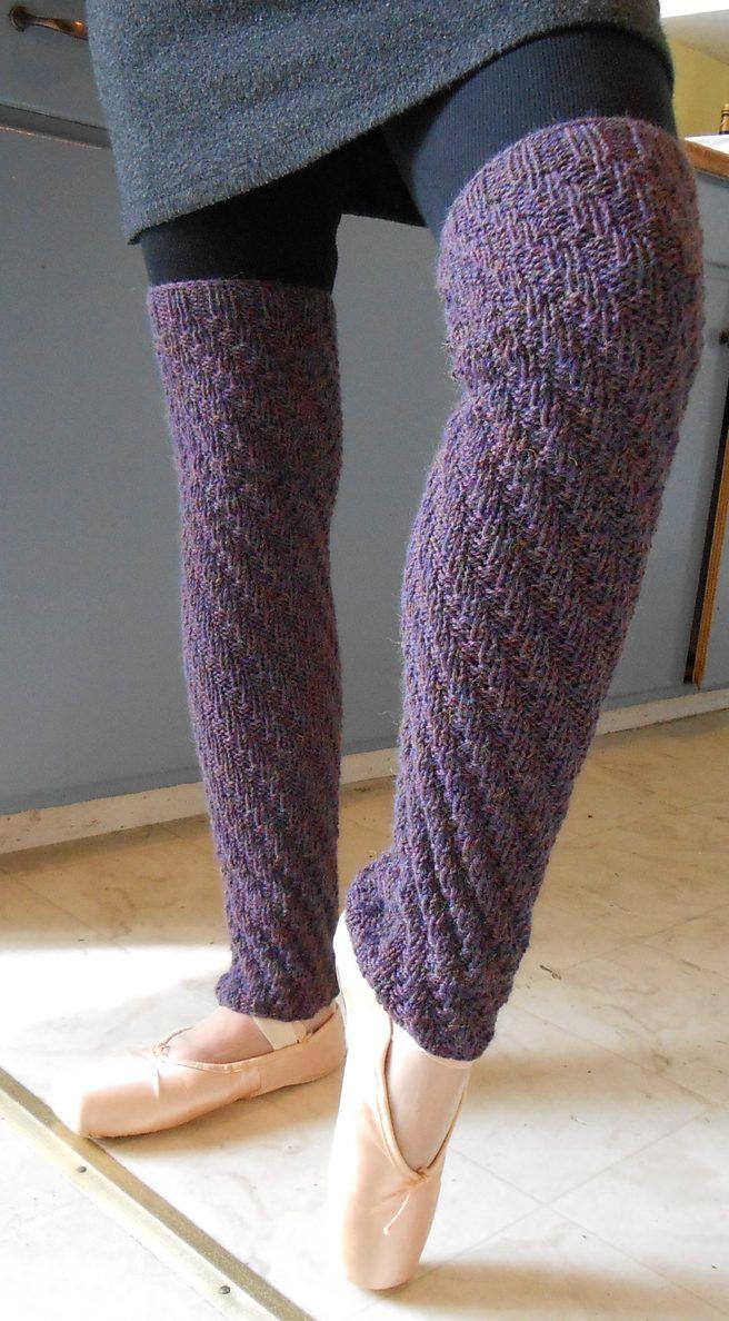 Legwarmer Knitting Patterns | Beinstulpen, Gestrickte socken und ...