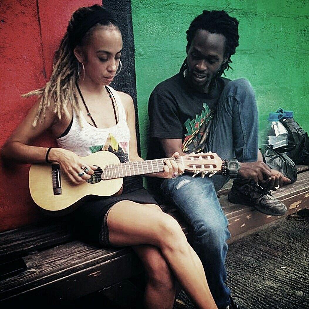 Nattali Rize & Jesse Royal Black music artists, Black