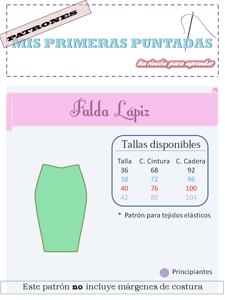 Falda Lápiz | costuras | Pinterest | Faldas lapiz, Lápiz y Falda