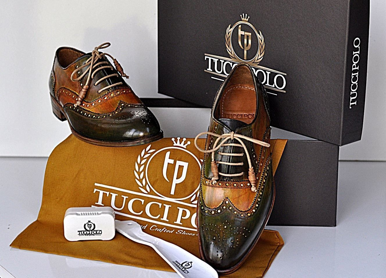 Mens Luxury Shoes Tuccipolo Dace Moccasin Genuine Ostrich