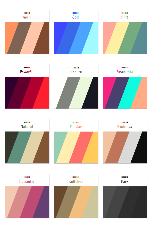 Capa Para Trabalho Escolar Capa Para Bullet Journal Espanhol In 2019 Color Theory Color Schemes C Color Palette Challenge Color Theory Color Psychology