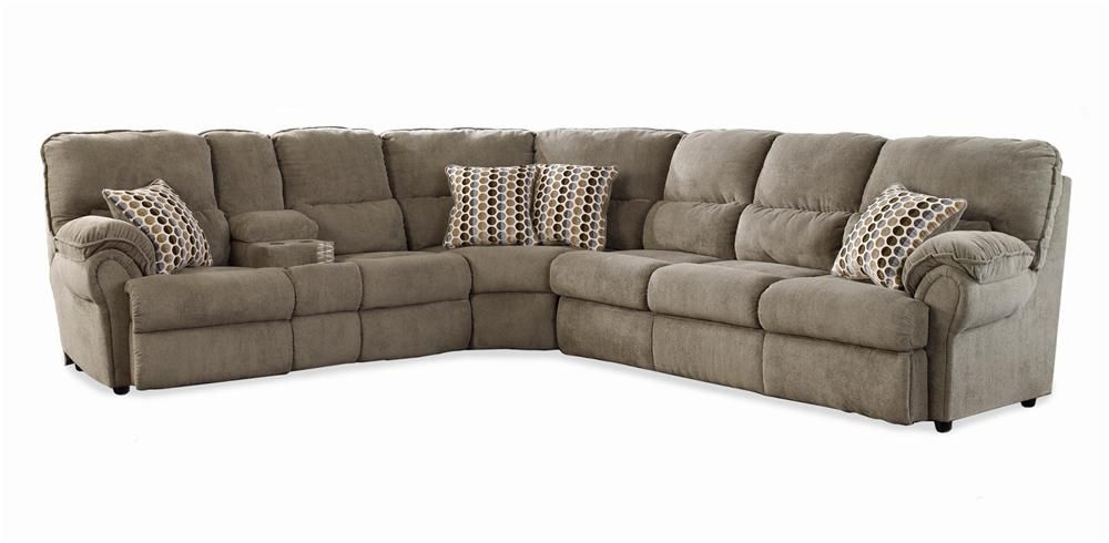 Enjoyable Comfort Commander Sectional W Recl Loveseat Stuff I Like Lamtechconsult Wood Chair Design Ideas Lamtechconsultcom