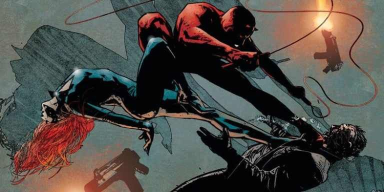 Black Widow and Daredevil by RichardCox on DeviantArt