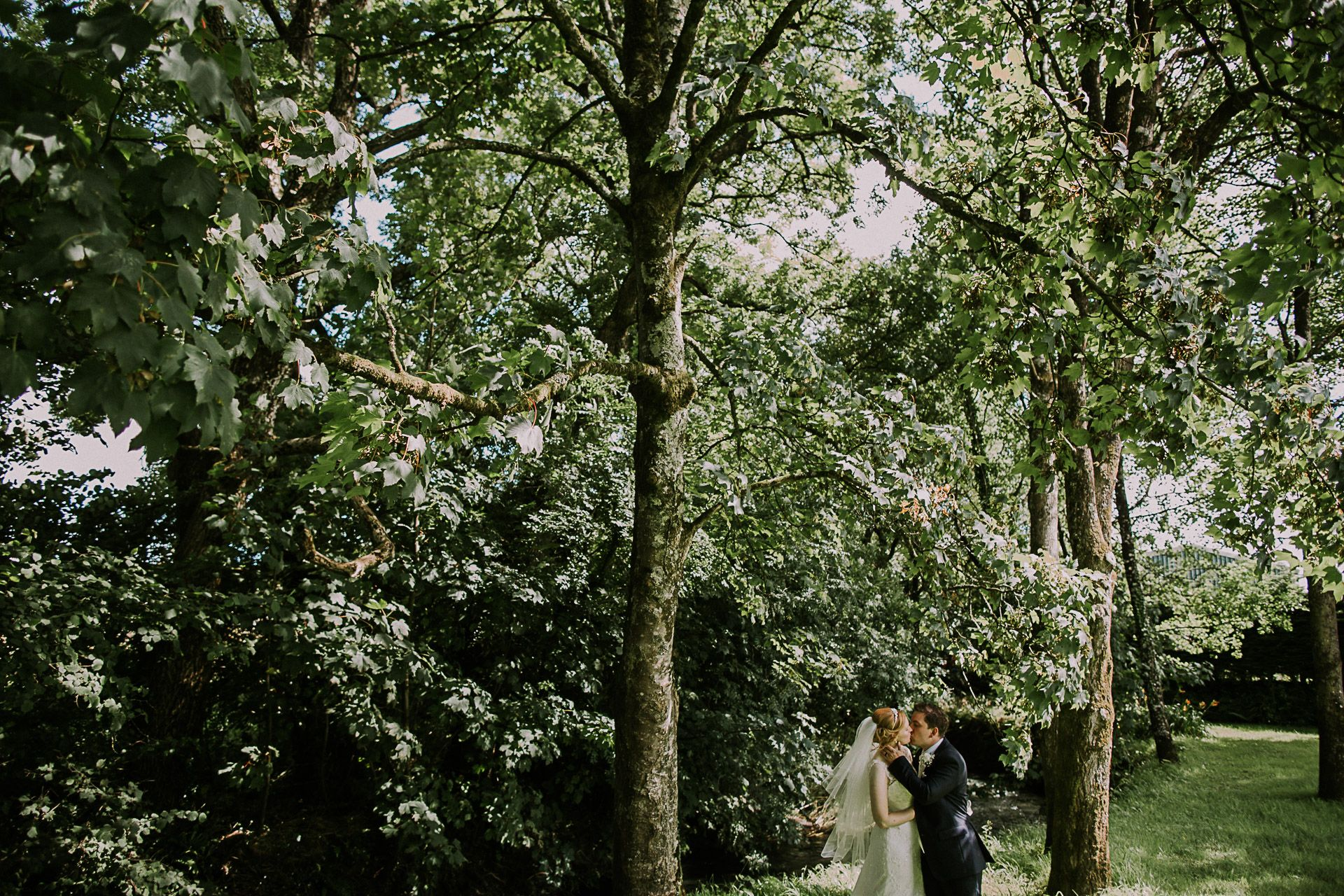 Cornwall Wedding Photographer - Dan Ward Photography.
