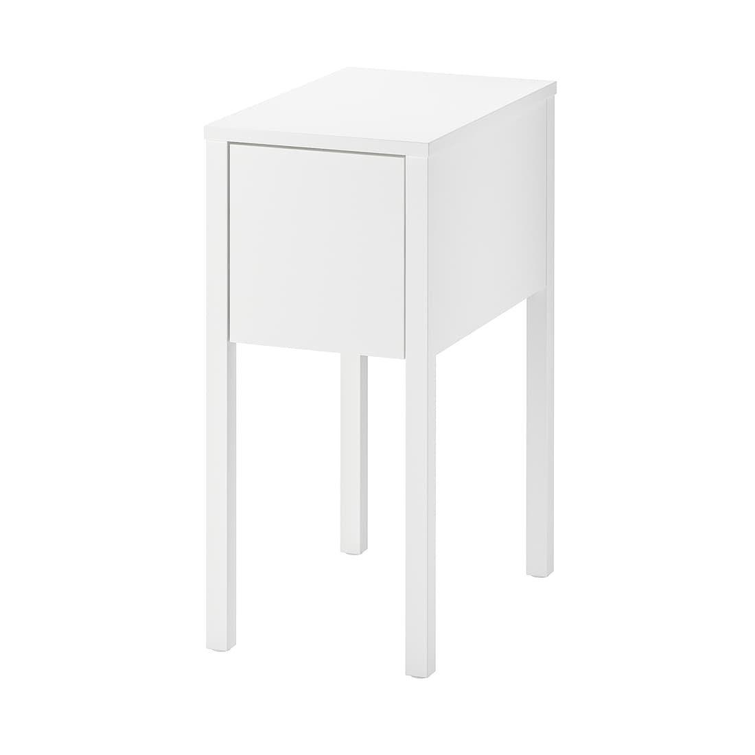 Nordli Ablagetisch Weiss Ikea Deutschland In 2020 Nachttisch