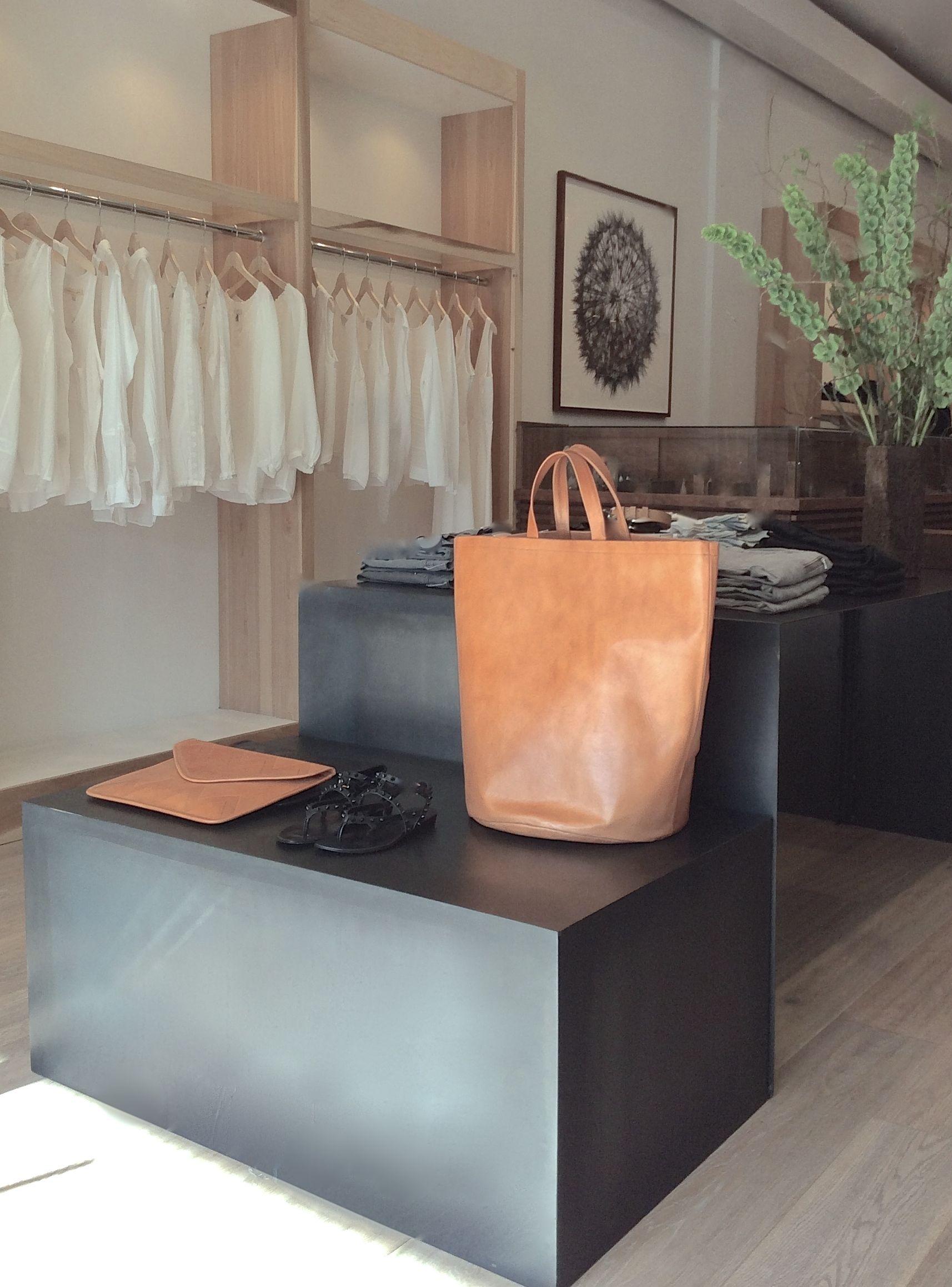 SWITCH boutique Beverly Hills design by David McCauley Interior Design