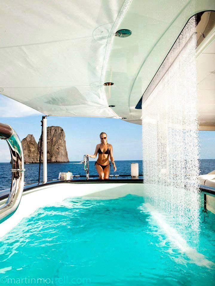 Epingle Par Bijoux Mrm Sur Seaside Life Dream Yachting Bateaux