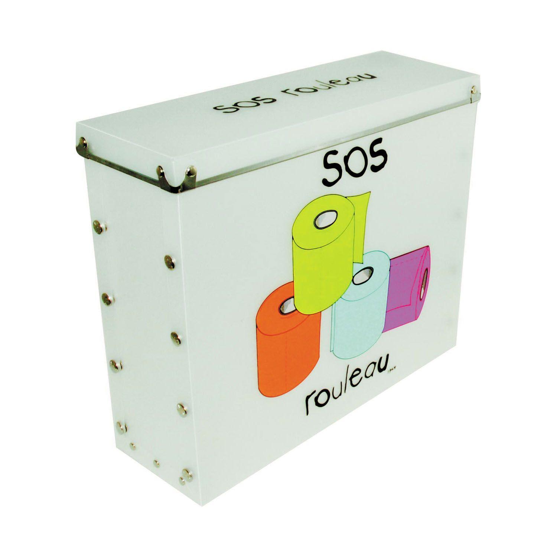 Boite Rangement Papier Wc boite rangement papier toilettes: http://www.deco-et-saveurs
