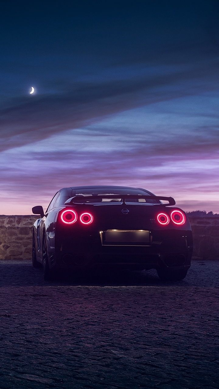 Nissan GTR HD Wallpapers Backgrounds Wallpaper Menő