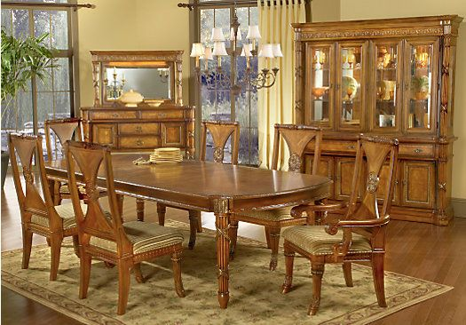 Champlain 5 Pc Diningroom At Rooms To Go  For The Home Impressive Rooms To Go Dining Room Set Decorating Inspiration