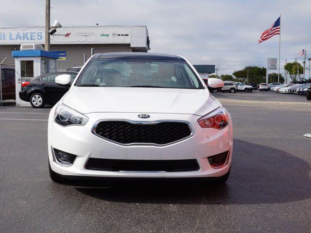 2014 Kia Cadenza Sxl Miami Lakes Fl 7348125 Find Cars For Sale Kia Cars For Sale
