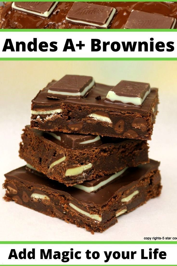 A+ Brownies – Add Magic to your Life If you want to add some or tons of magic into your life you
