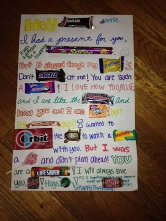 Image Result For Handmade Present For Best Friend Arts And Crafts