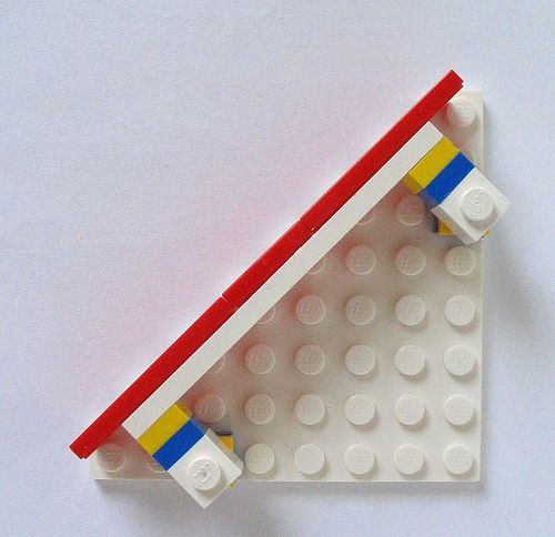 Lego Wall, Smooth Walls, This Or