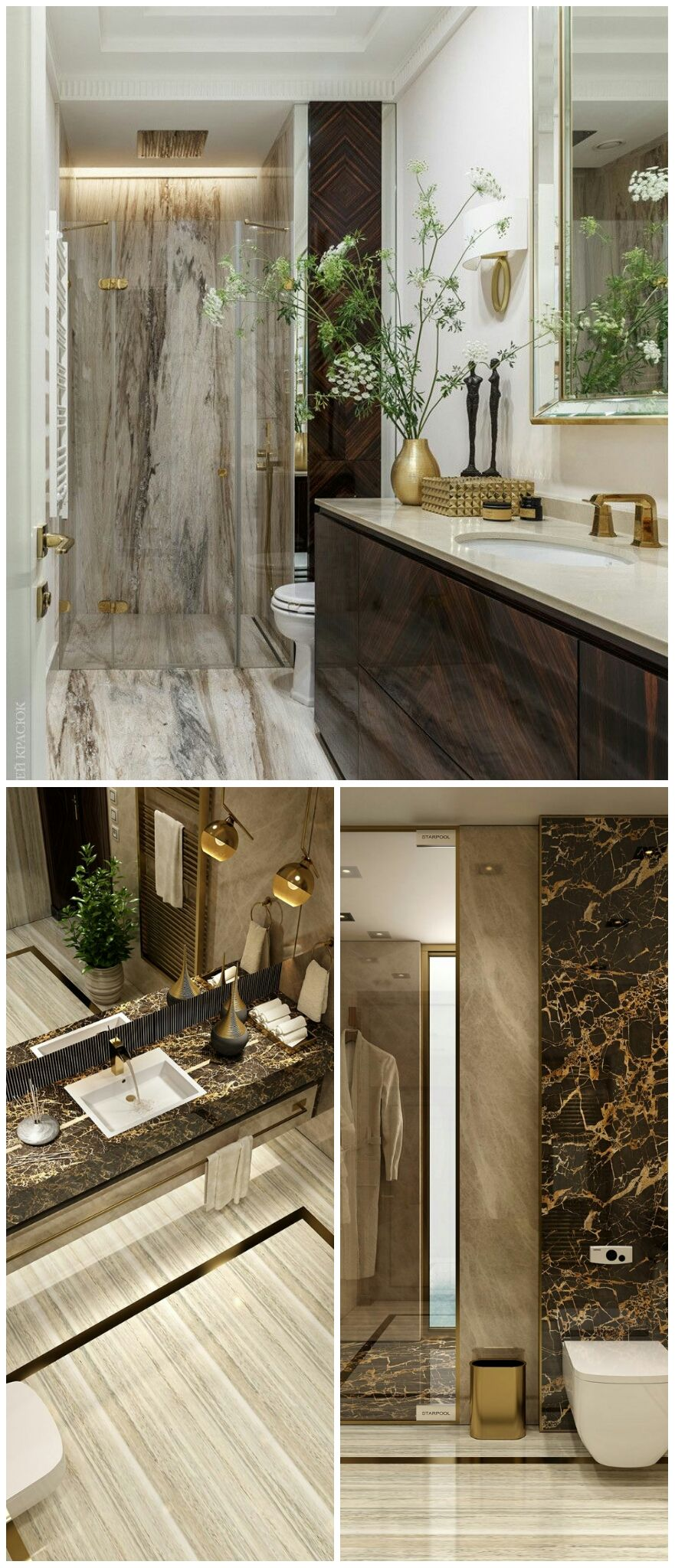 Luxury bathroom master baths walk in shower is very important for your home whether you choose the luxury bathroom master baths photo galleries or interior