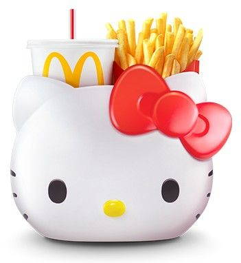 McDonald's Singapore Is First In The World To Launch The New Hello Kitty Carrier   Geek Culture #geekculture