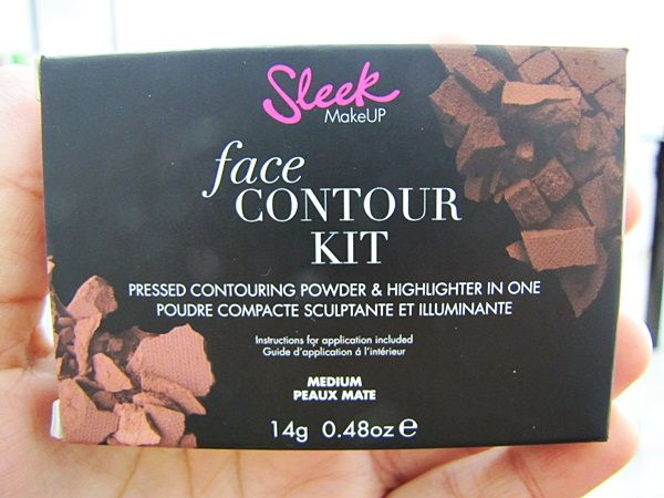 #Sleek #Makeup #Face #ContourKit in #Medium #Review #price and details on the blog