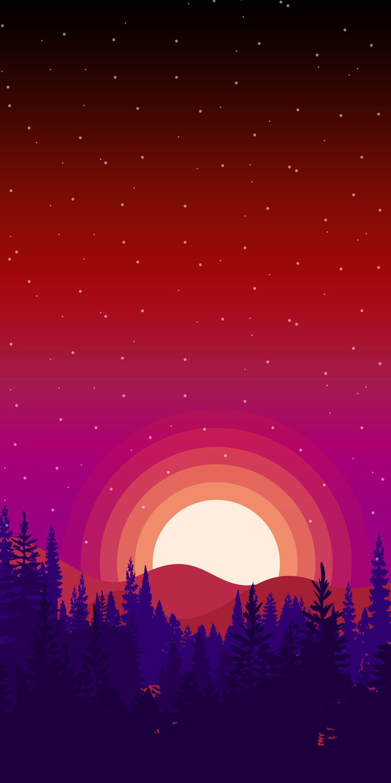 Download Best Minimalist Phone Wallpaper HD 2020 by iwalls.vip