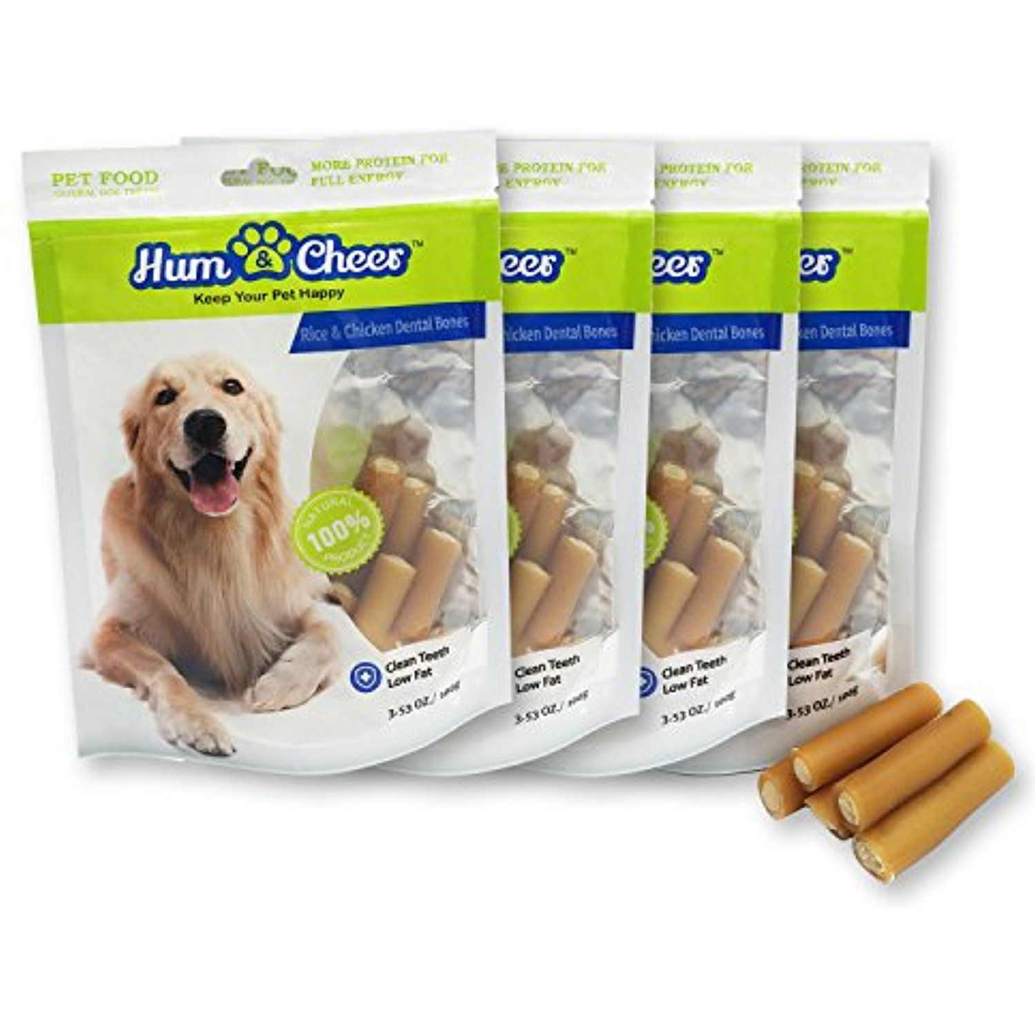 Hum Cheer Natural Balance Dog Treats Puppy Training Snacks Rice