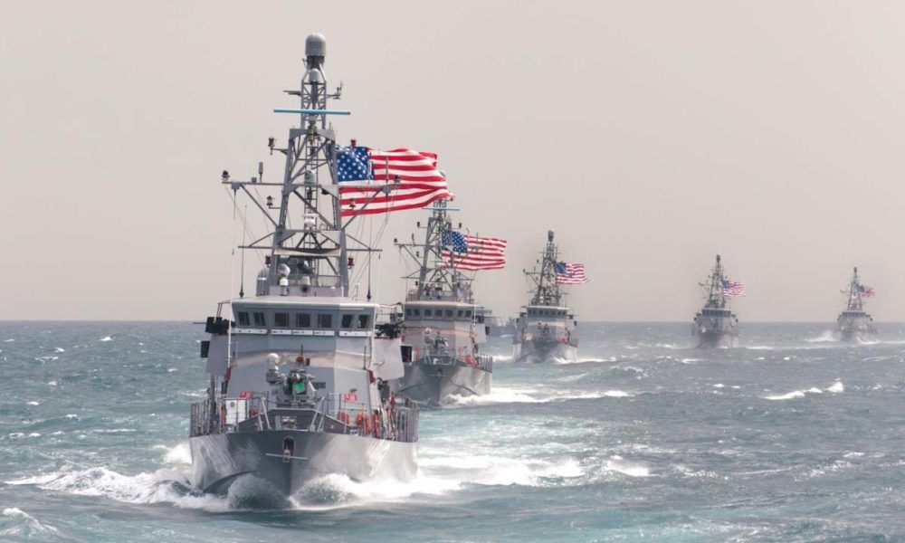U.S. Govt Blaming Iran for Attack on American Navy That Never Actually Happened