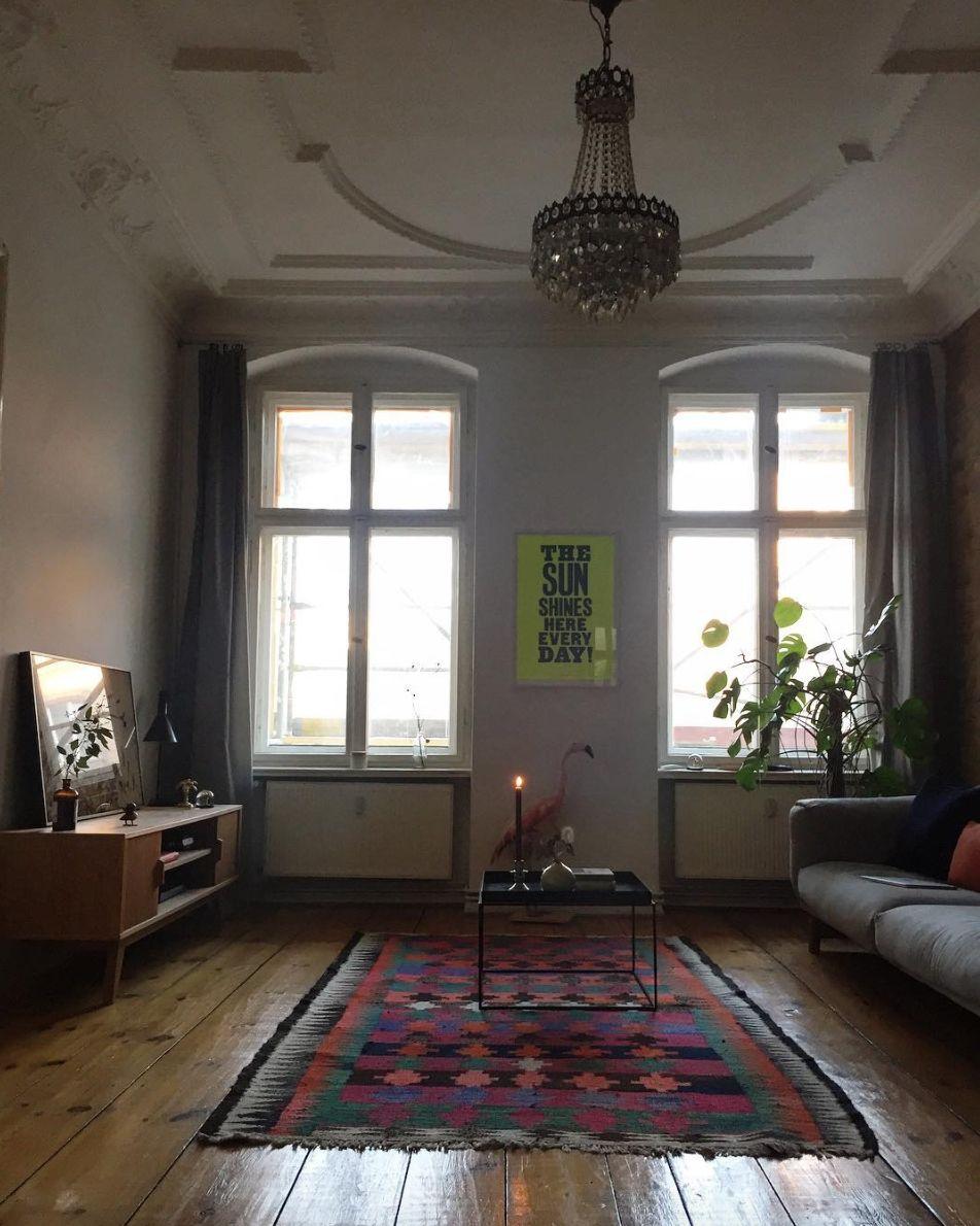 Modern Meets Vintage Das Wohnzimmer Von Coockieengels Wimmelt Nur