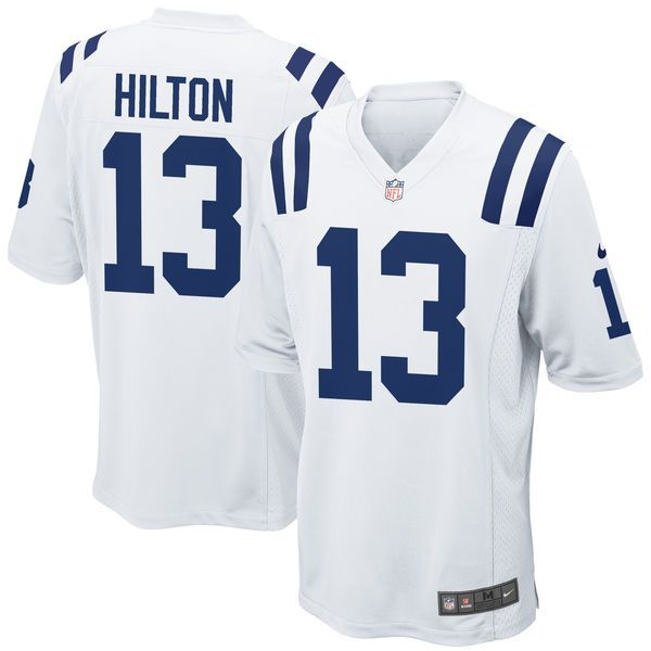 876f71995 TY Hilton Indianapolis Colts Nike Youth Game Jersey - White - 74.99 .