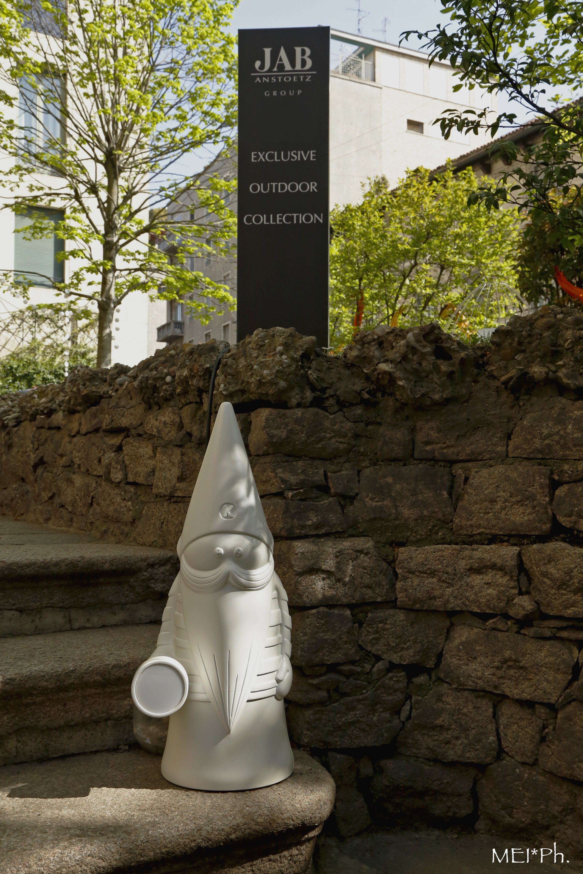 Karman lights up the Milano Design Week | Pinterest | Garden picnic ...