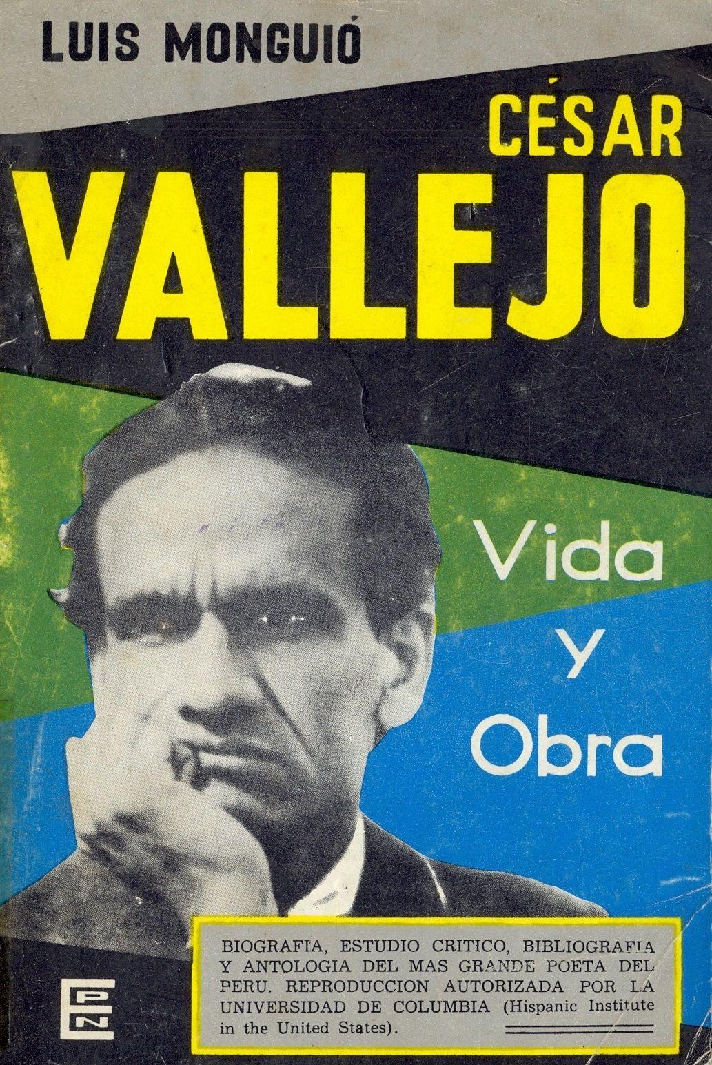 Pin en César Vallejo