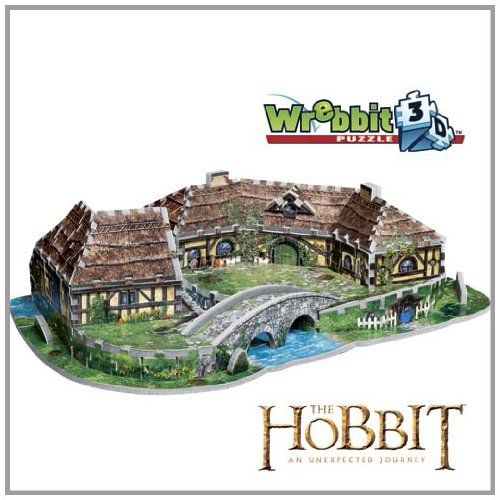 Hobbiton From Lord Of The Rings The Hobbit: An Unexpected