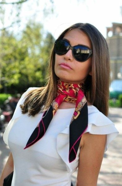 30 Casual Scarf Ideas For Women Casualoutfits Casualwork Dailyfeedpins Com Scarf Womenoutfits Scarf Casual How To Wear Scarves Ways To Wear A Scarf