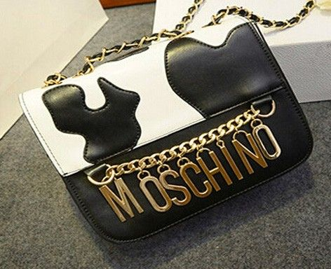 Moschinooutlet2017 Moschino Cow S Bags Outlet