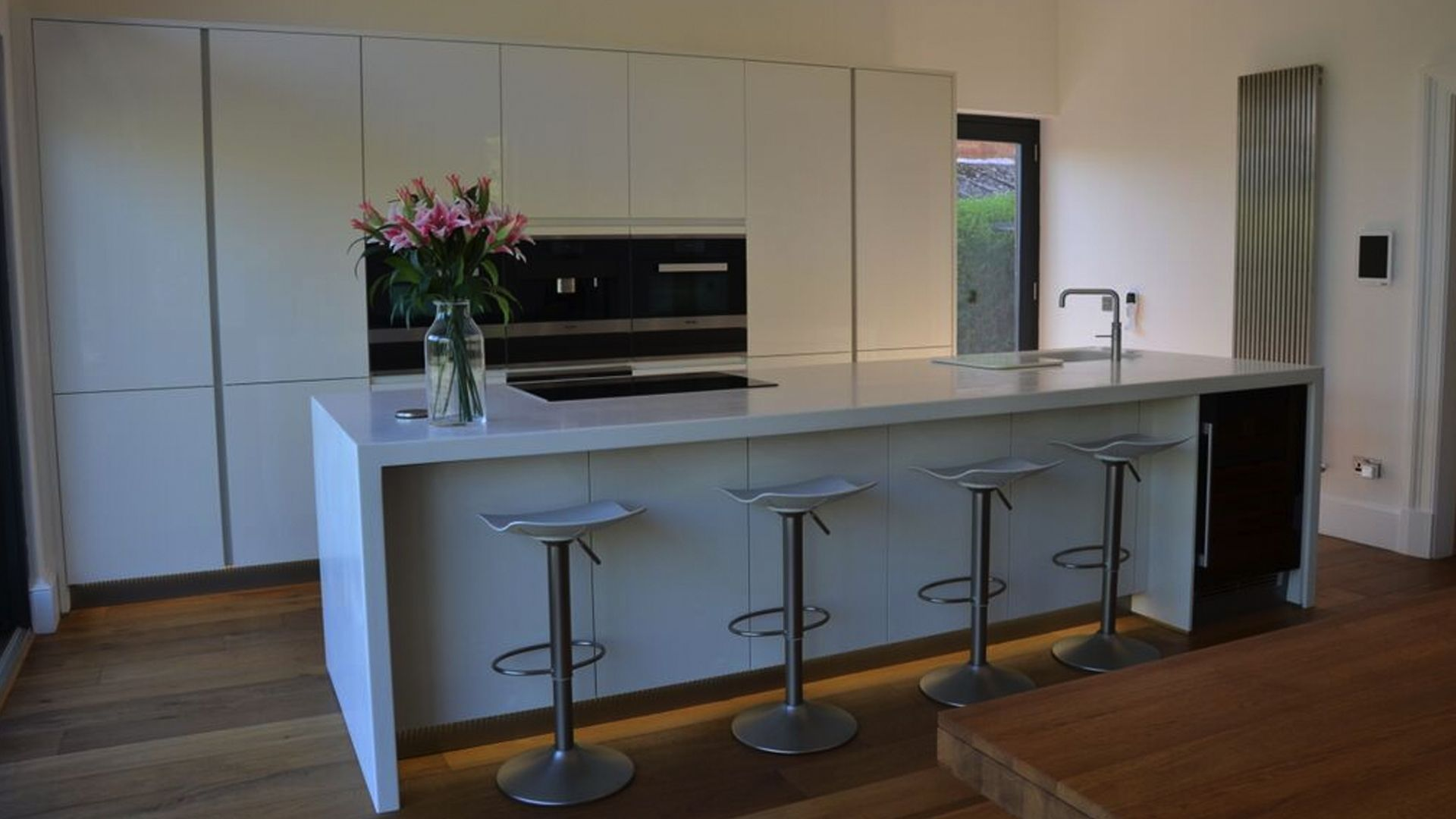 David & Ellen's new kitchen