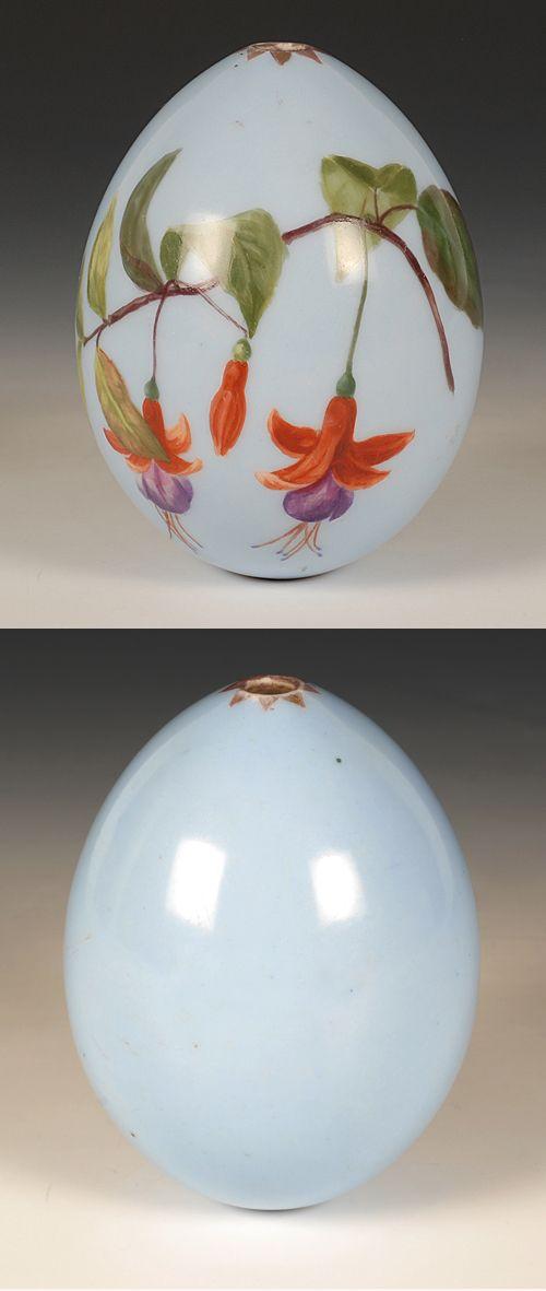 Russian Porcelain Easter Egg