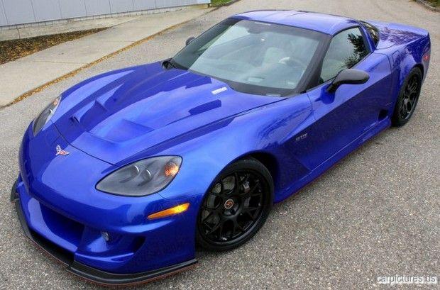 Specter Werkes Corvette GTR Twin-Turbo