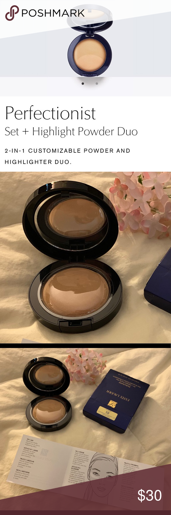 Estée Lauder perfectionist set and highlight in 2020