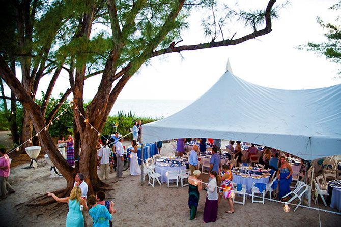 Mexico beach florida wedding venues