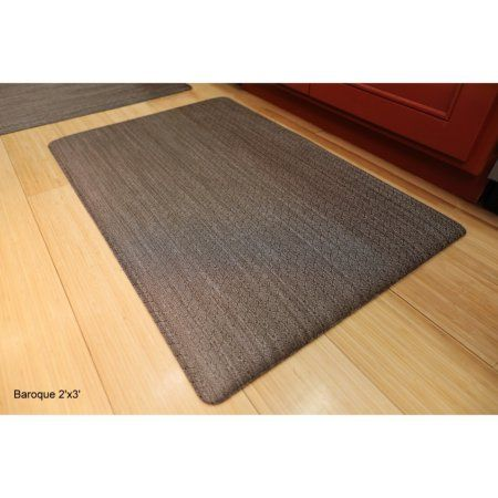 Mats Inc Luxe Therapeutic Ultra Cushioned Kitchen Floor Mat 24 Inch X 36 Inch Multiple Colors And Sizes Kitchen Mat Rug Size