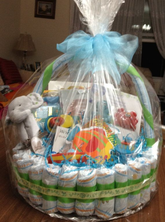 Baby Gift Basket Diapers : Https creativecraftrooms patternbyetsy listing