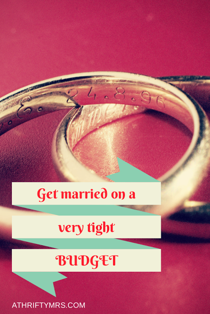 Get Married On A Very Small Budget But Still Have The Best Day Of Your Life This Post Is Packed Full Useful Tips For Having Wedding