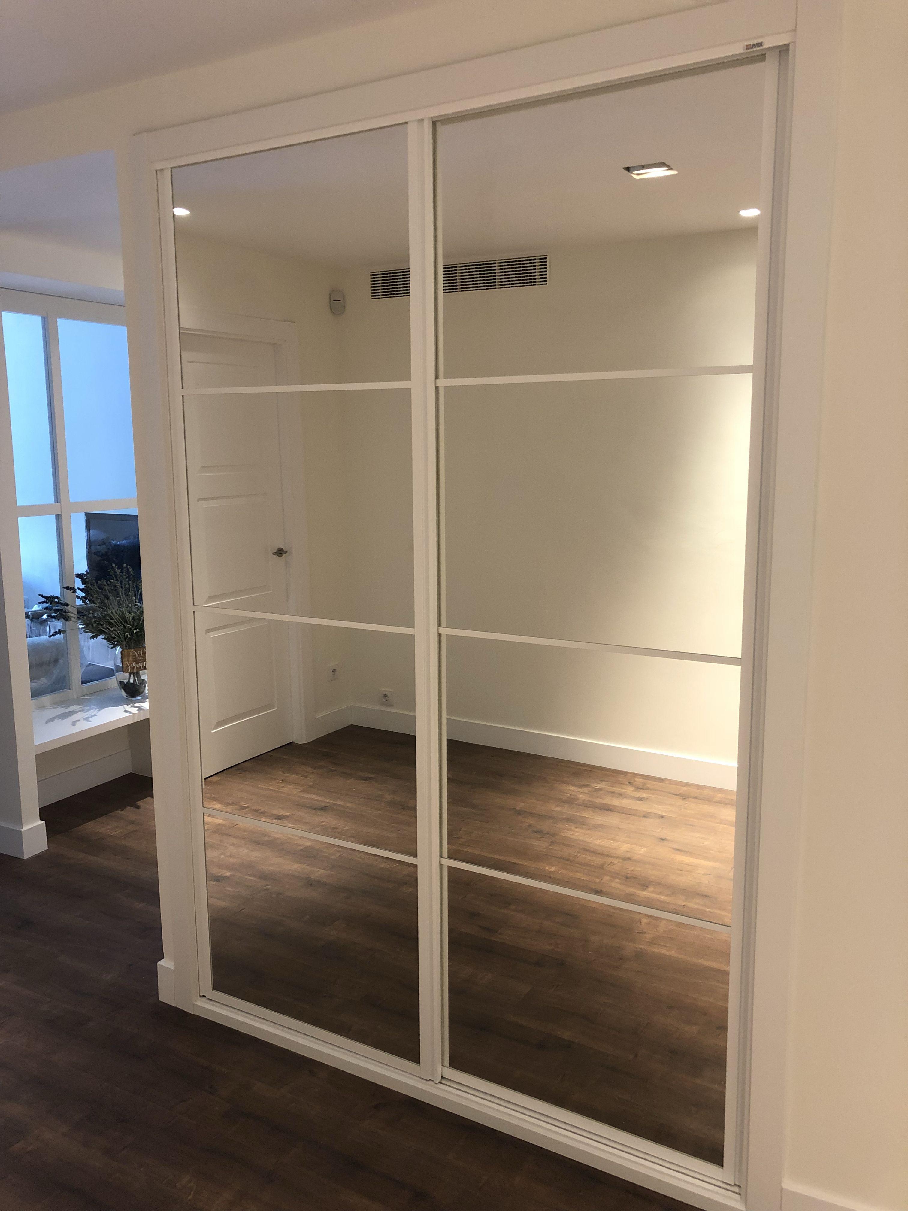 Puertas de interior en madrid en 2019 armarios a medida - Interiores armarios empotrados puertas correderas ...
