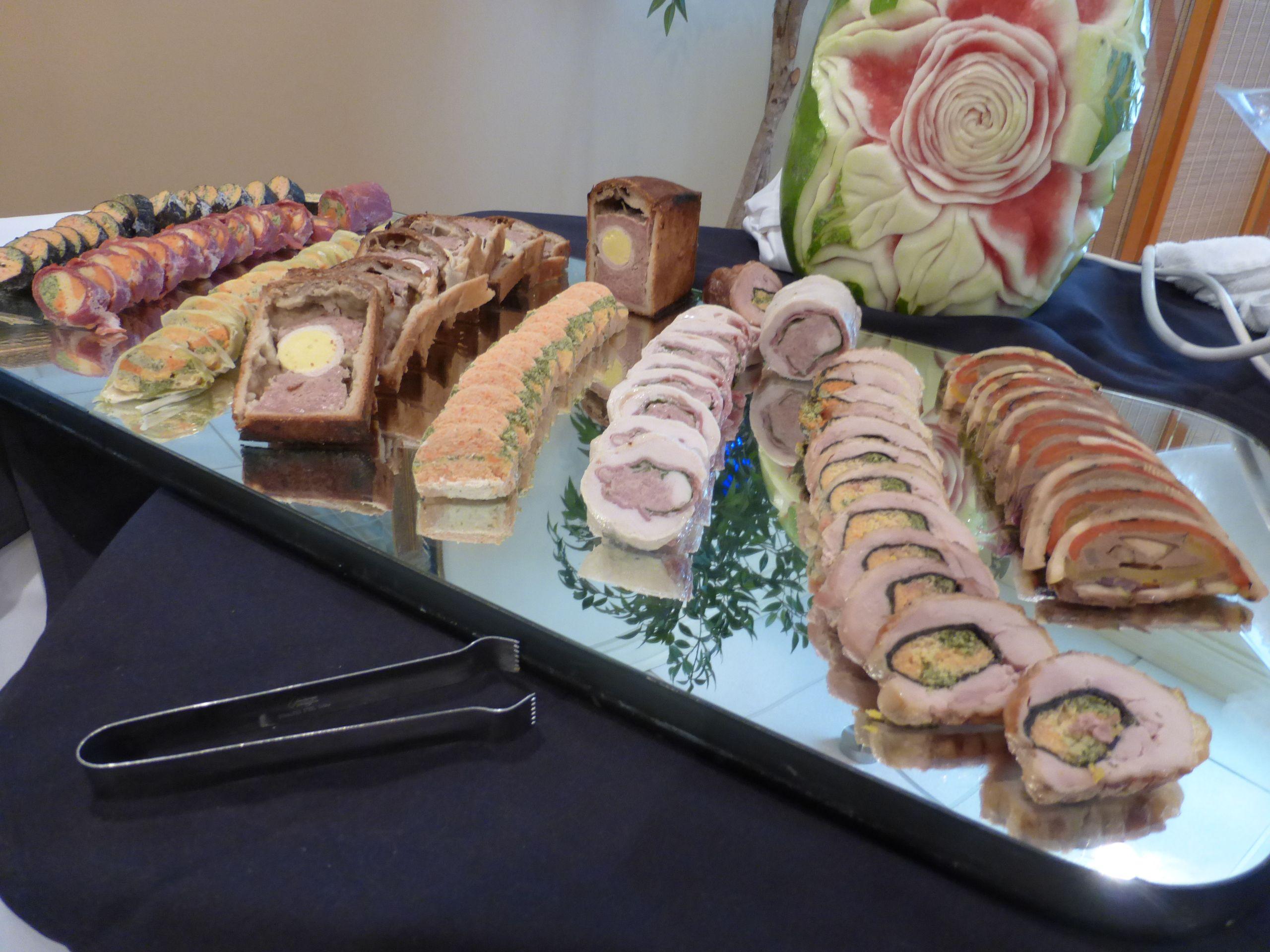 civ garde manger grande buffet 2013 garde manger pinterest food art food and recipes. Black Bedroom Furniture Sets. Home Design Ideas