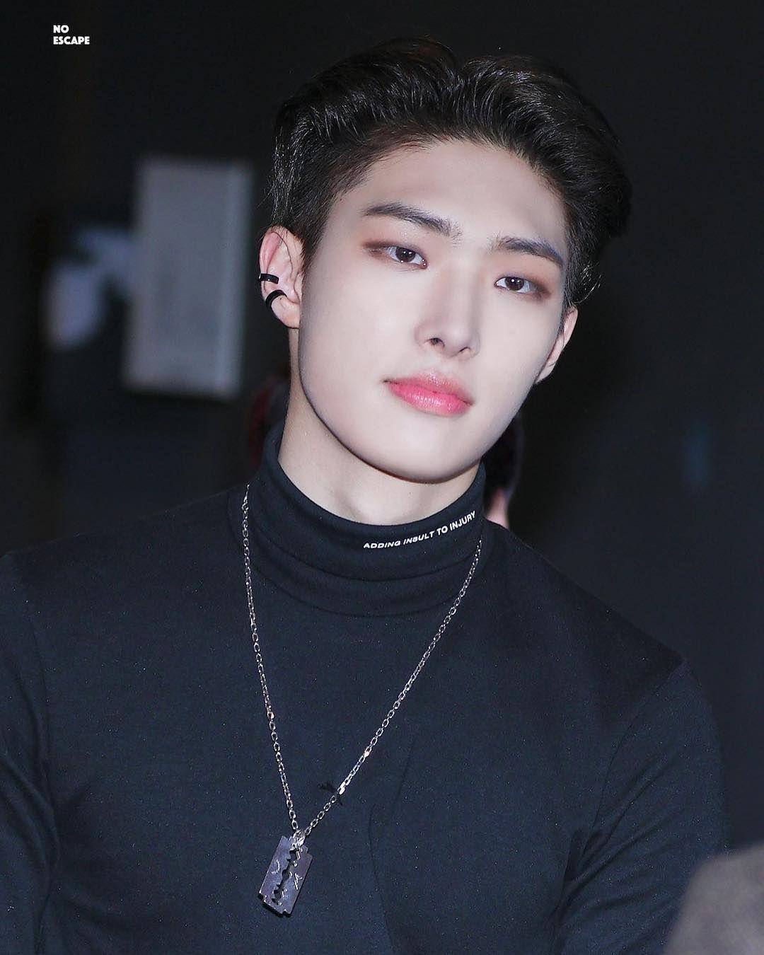 Ateez Kim Hong-Joong
