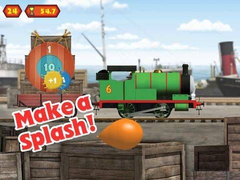 Thomas & Friends: Spills & Thrills