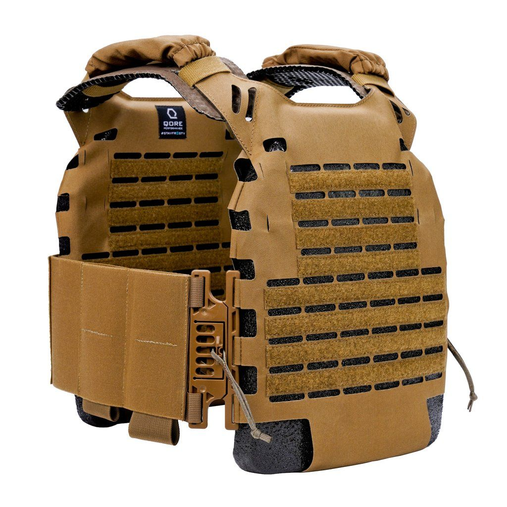 Ice Iceplate Carrier Exoskeleton Ultralight Ventilated Armor